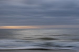 Abstract Seascape Waves