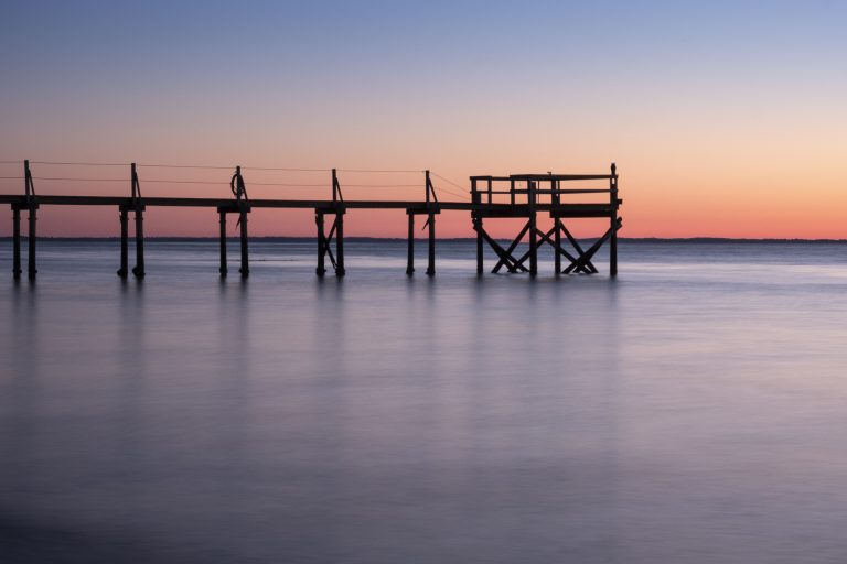 docks, ocean, sunset, landscape photography, lowcountry, beaufort