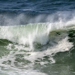 wave therapy, waves, ocean, tides, blue green water