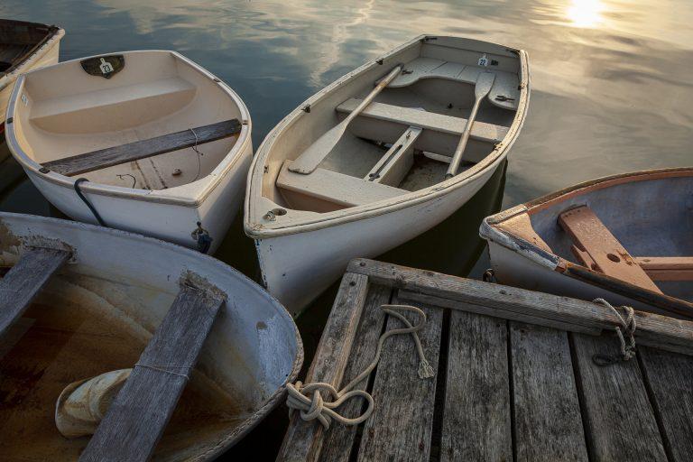 boats, main, sunrise, lobster boats, fishing villages, seascapes, landscape