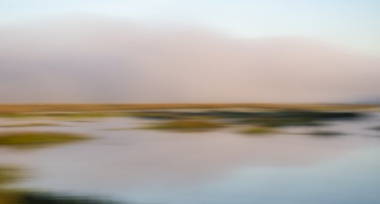 marsh, sunrise, mist, morning, landscape, long exposure, lowcountry